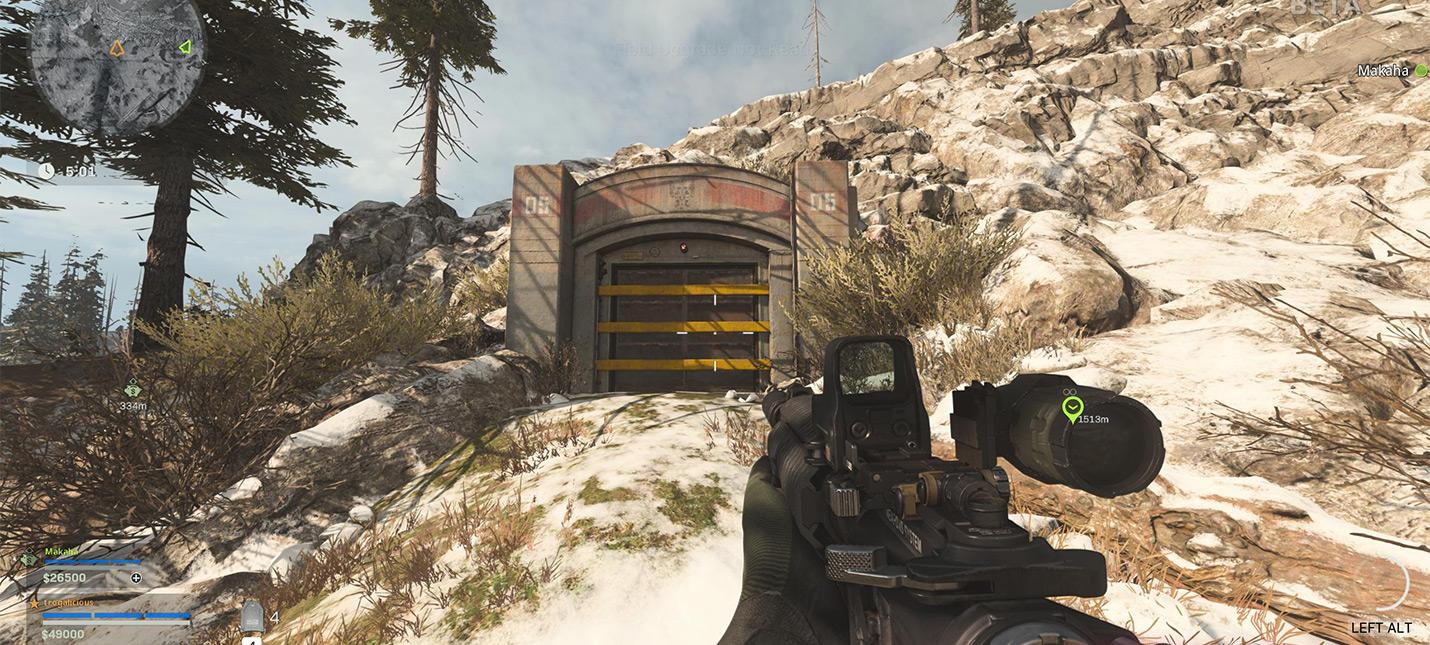 Все коды доступа и локации бункеров Call of Duty Warzone