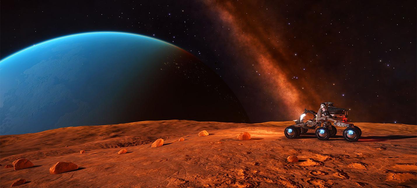 Осторожно, высокоскоростная луна  одно из чудес Elite Dangerous
