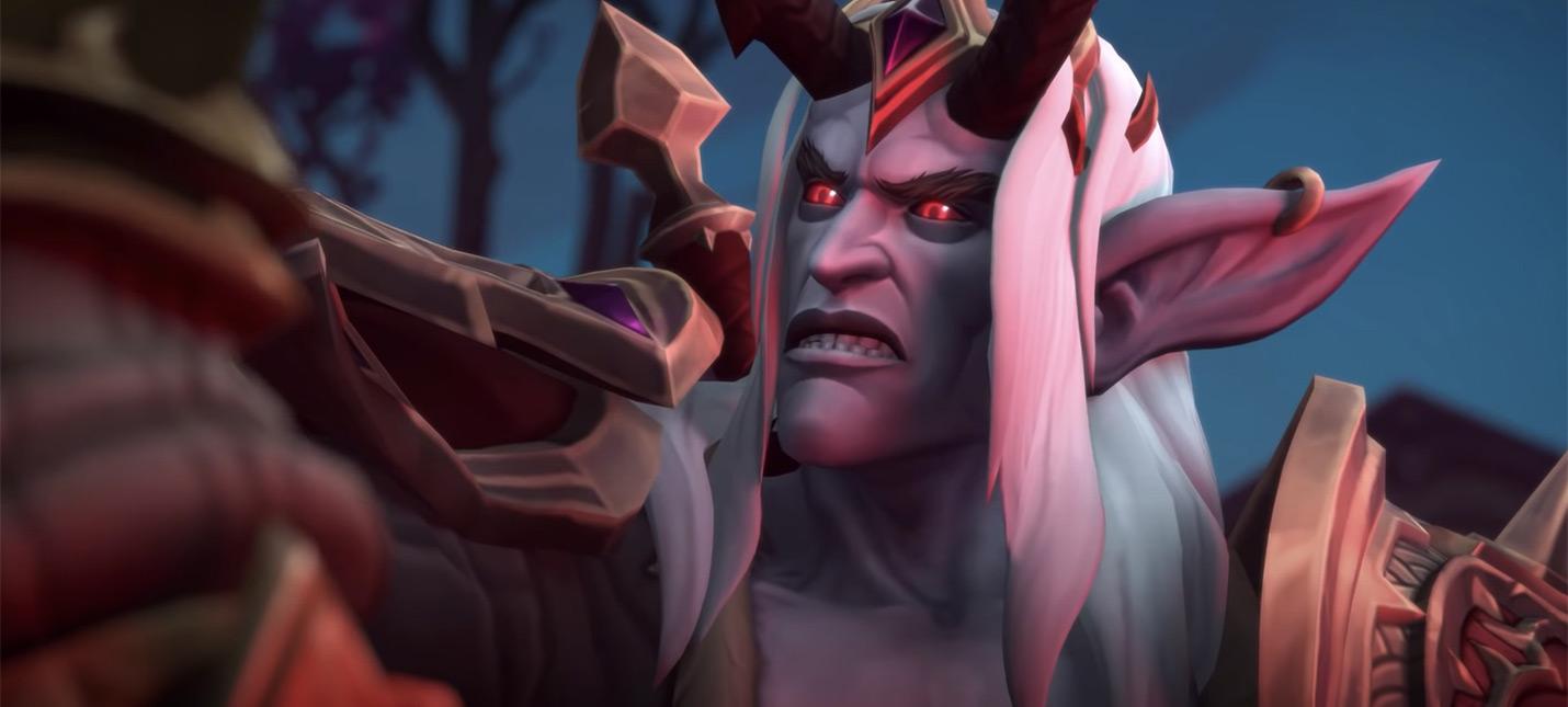 В Китае начали допрашивать игроков World of Warcraft, подозреваемых в покупке доступа к Залу Славы