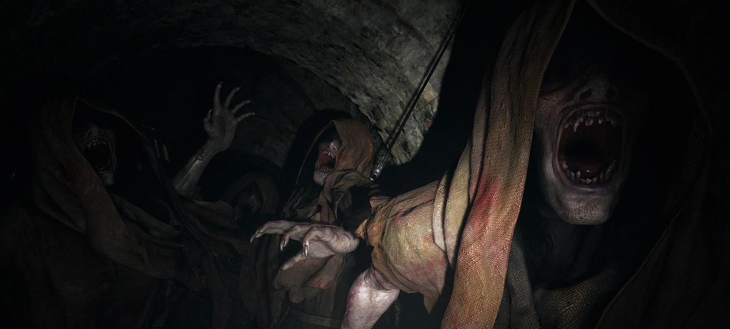 Resident Evil Village потребует 35 ГБ свободного места
