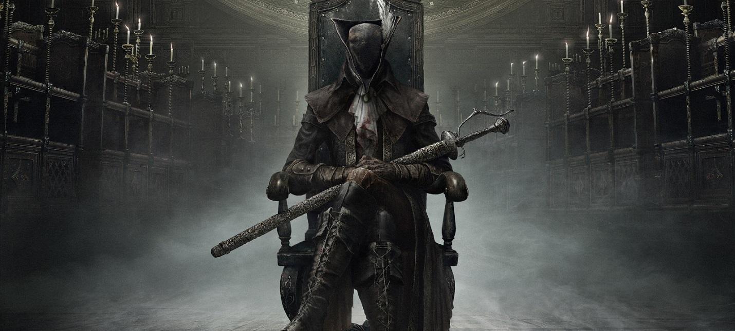 Слух Bloodborne, God of War и Ghost of Tsushima выйдут на PC