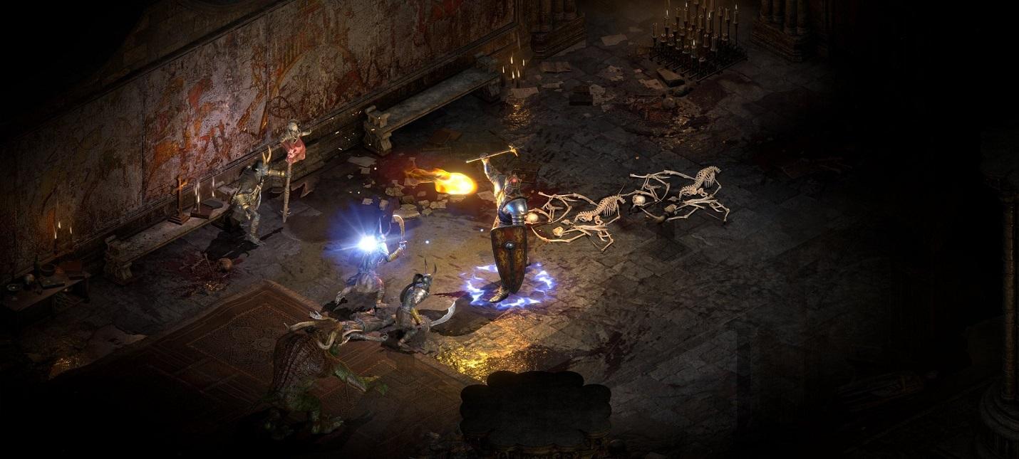 Diablo 2 Resurrected будет поддерживать не все моды