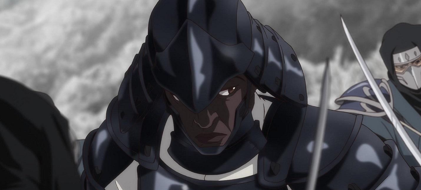 Аниме-сериал про афросамурая выйдет на Netflix в конце апреля