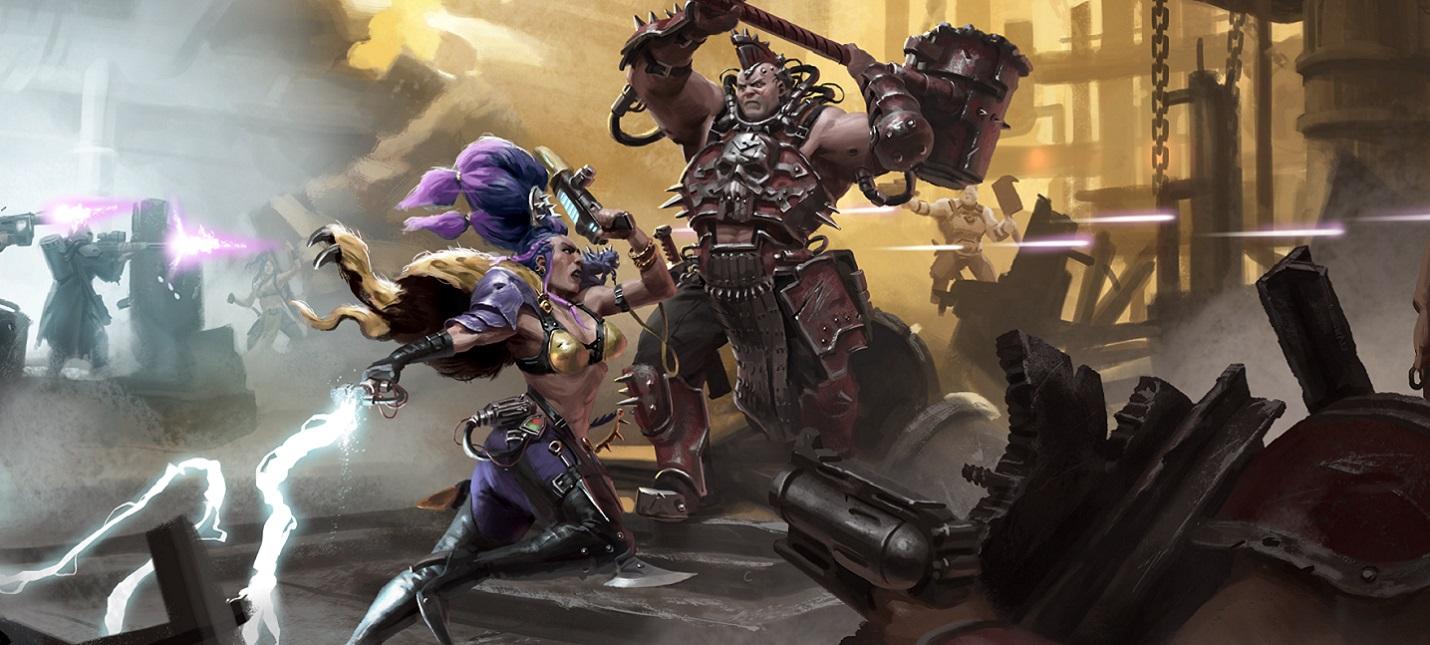Мобильная Necromunda Gang Skirmish выйдет 11 марта