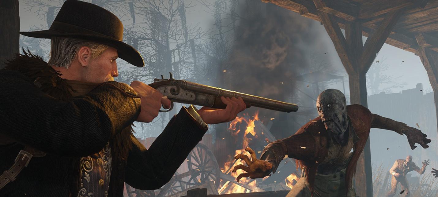Новые виды оружия, кастомные патроны и улучшения геймплея в новом патче для Hunt Showdown