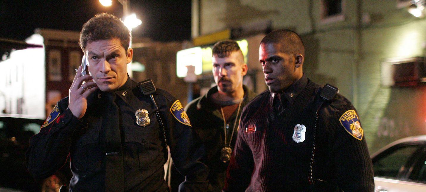 Создатель Прослушки работает над сериалом о коррупции полиции в Балтиморе