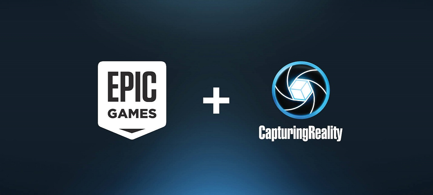 Epic Games купила специалистов по фотограмметрии