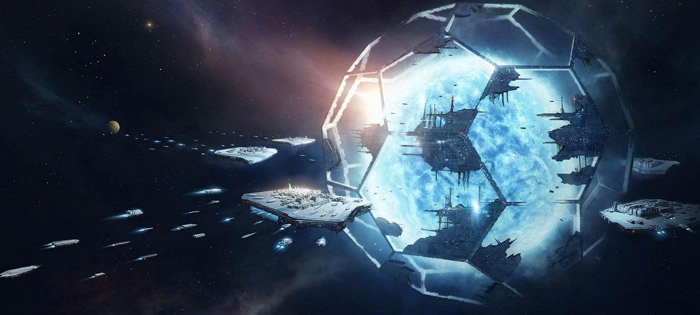 Новый набор Humble Bundle посвящен Stellaris — базовую игру можно купить за один доллар