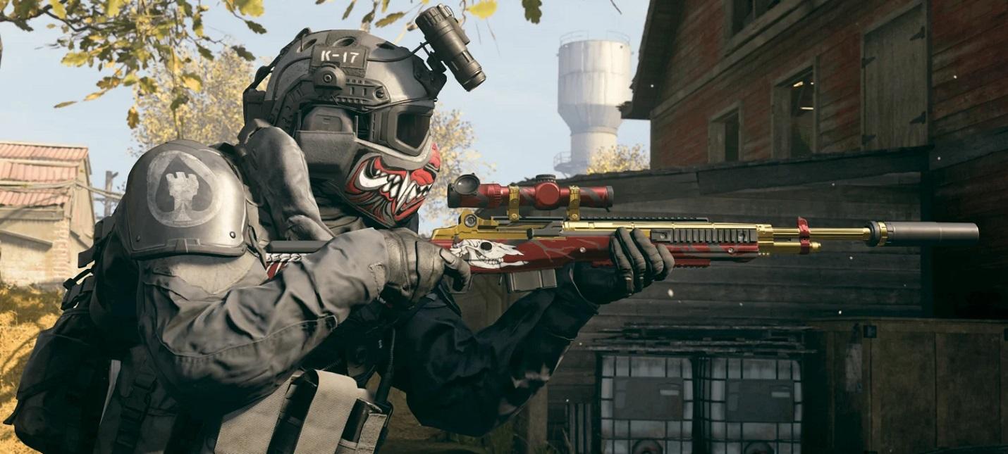 К годовщине Call of Duty Warzone можно узнать свою статистику игры