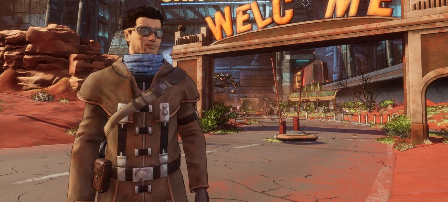 Адвенчура Beyond a Steel Sky выйдет на PS4, Xbox One и Switch в этом году