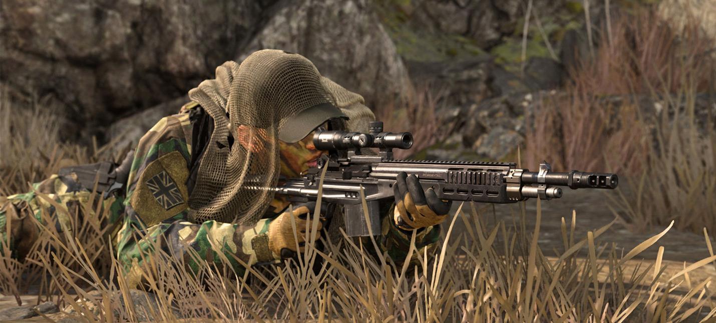 Игрок Call of Duty Warzone показал, как убивает врага в летящем вертолете с расстояния 1215 метров