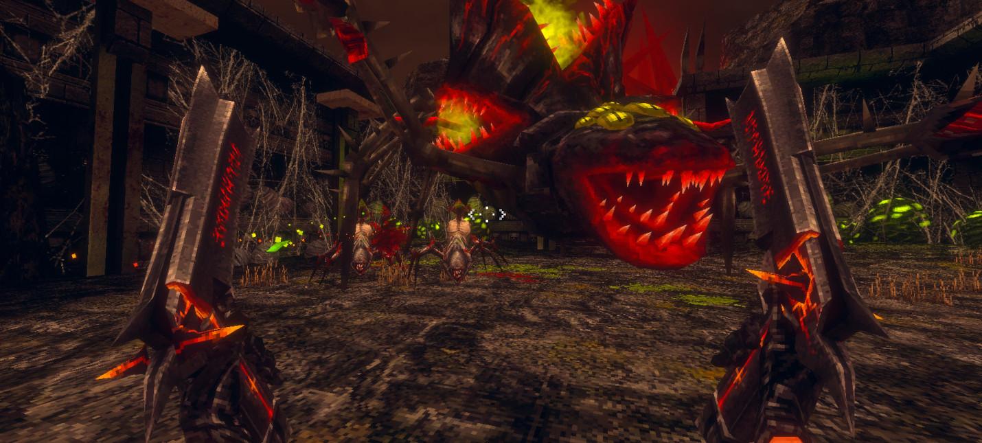 Ретро-шутер Hell Hunt переименован в Dread Templar, ранний доступ этой осенью