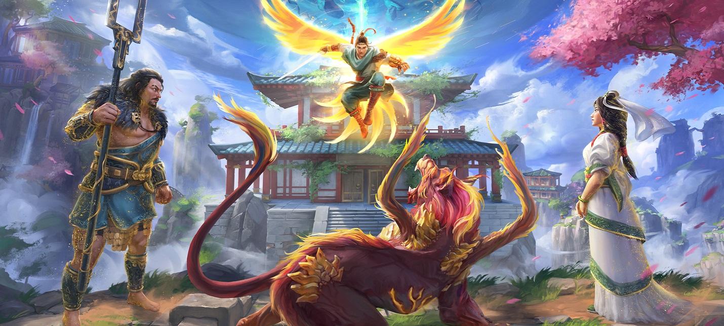Второе сюжетное DLC для Immortals Fenyx Rising выйдет 25 марта