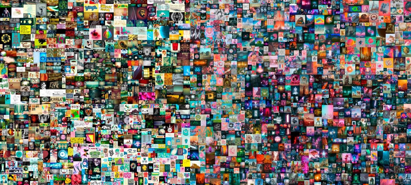 Картина цифрового художника Beeple была продана за эквивалент 69 миллионов долларов