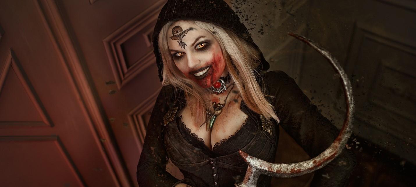 Пятничный косплей Чудо-женщина 1984, Resident Evil Village и The Witcher 3
