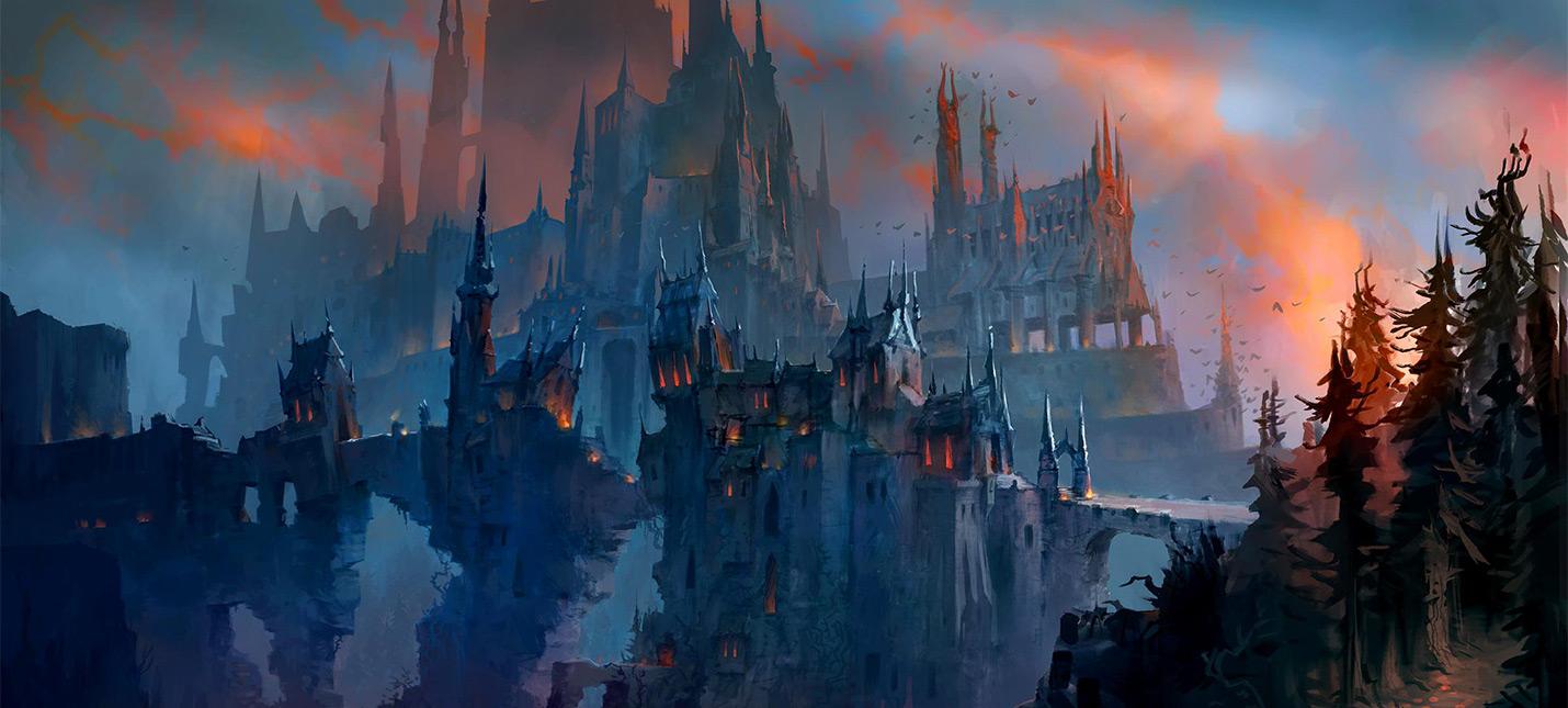 Игроки World of Warcraft нашли одного из последних маунтов Shadowlands  Боевого гаргона Жнеца Желания