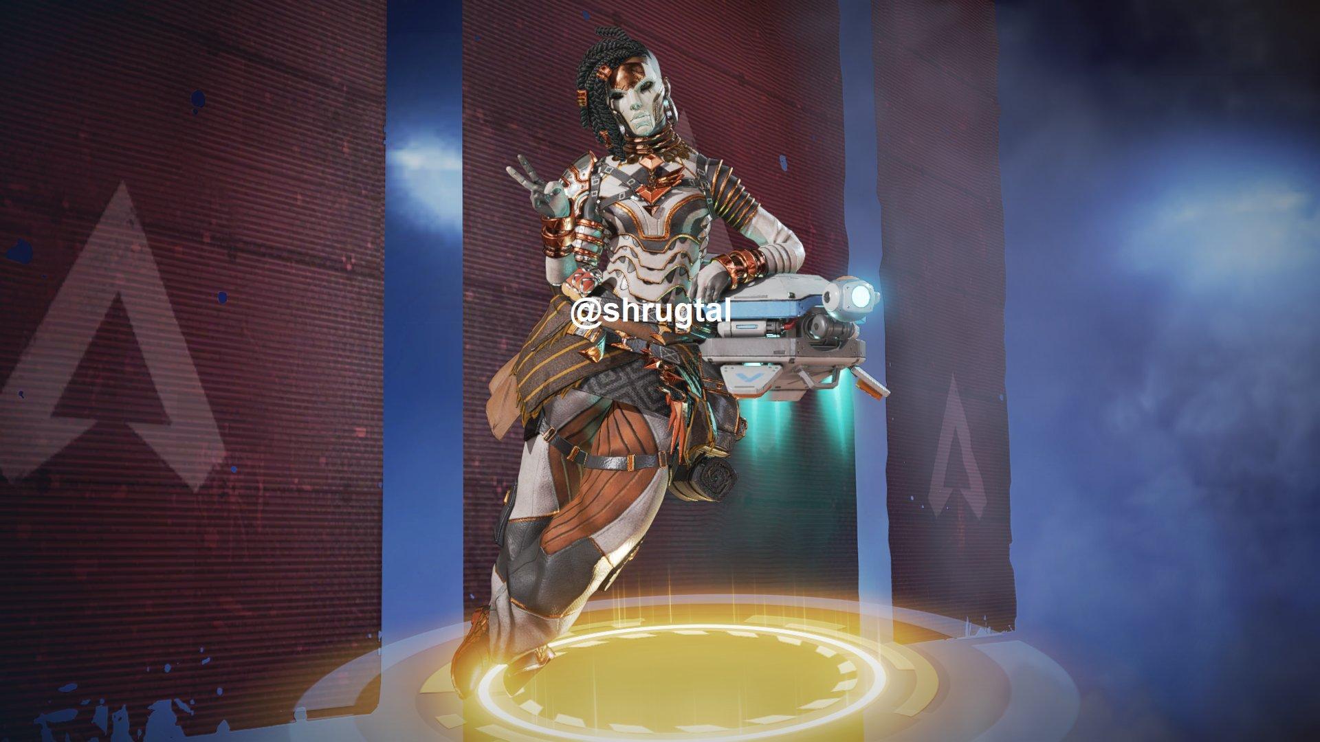Утечки Apex Legends: Новые облики, брелок в честь Mass Effect, события и так далее