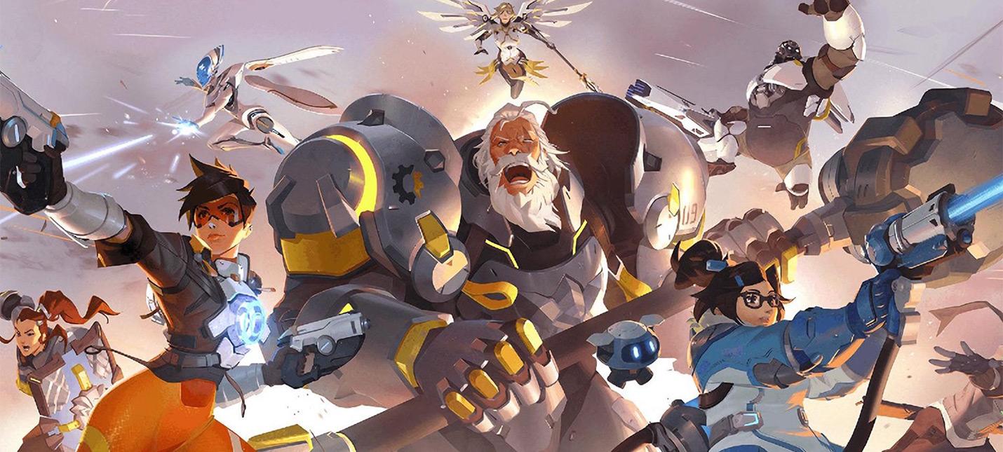 Игроки Overwatch могут попробовать технологию снижения задержки от Nvidia
