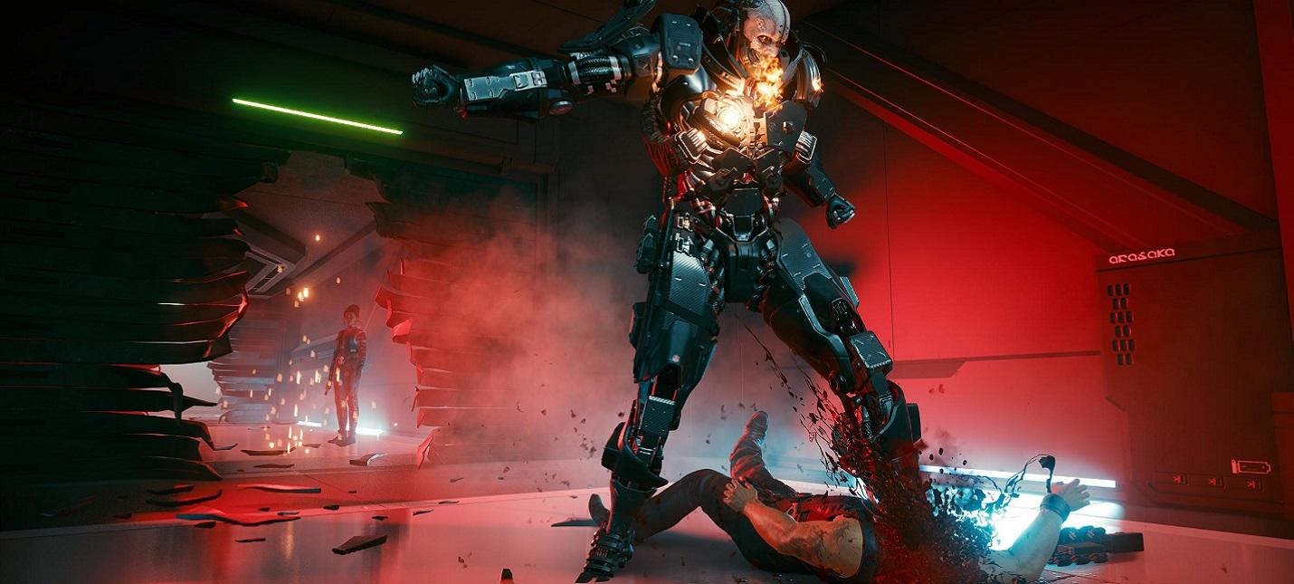 В Cyberpunk 2077 можно убить Адама Смэшера во флэшбеке Сильверхэнда