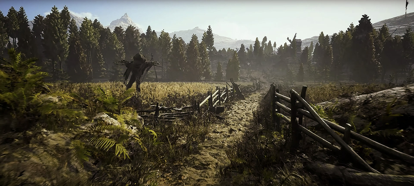 Художник показал, как может выглядеть The Elder Scrolls 6 на Unreal Engine 4