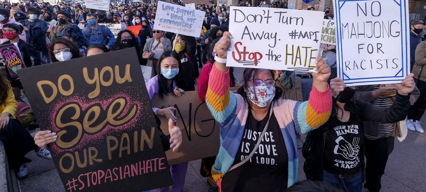 PlayStation поддержала акции против дискриминации азиатов в Америке