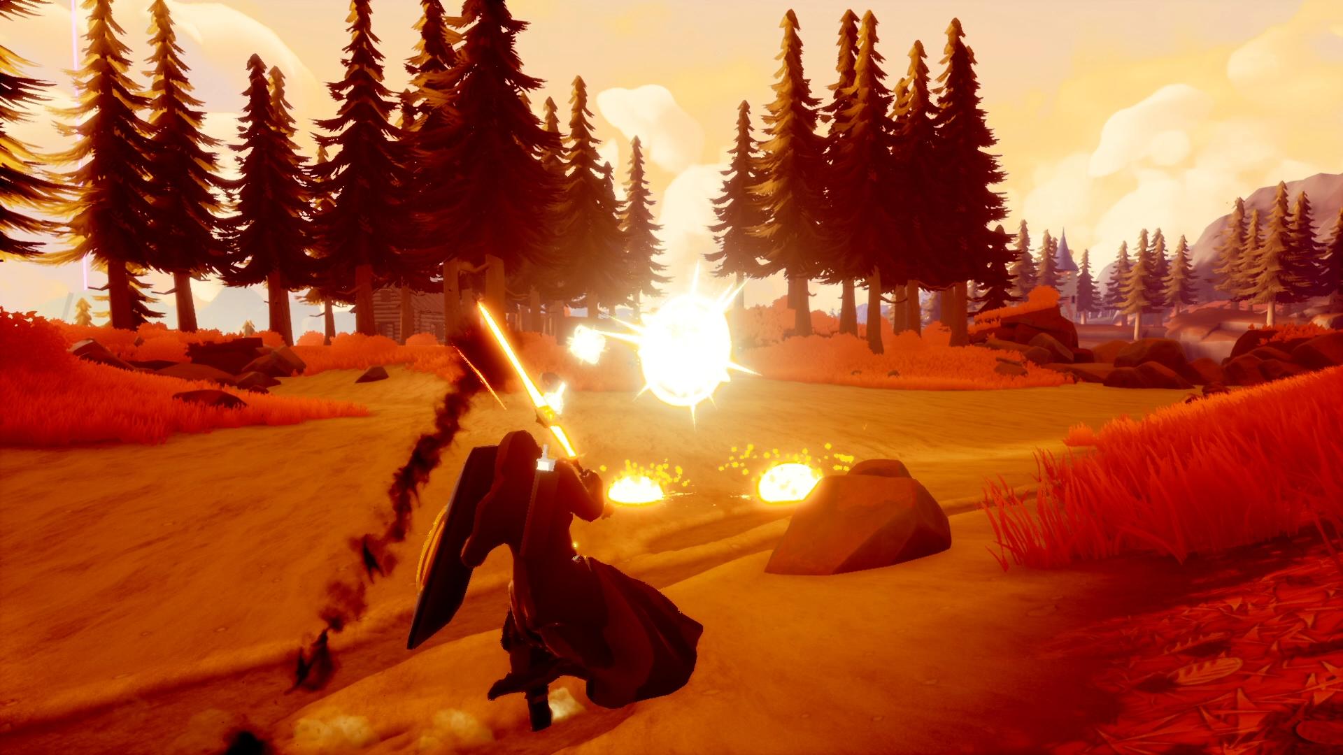 На Kickstarter собирают деньги на Holomento — RPG с пермасмертью