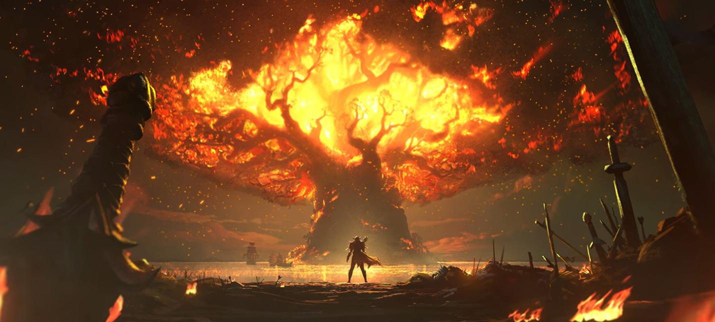 Игроки World of Warcraft хотят возвращения на Азерот вместо других измерений