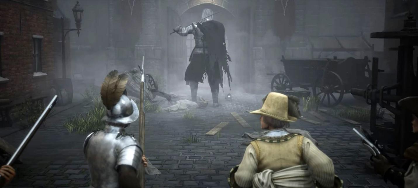 Релизный трейлер тактической RPG Black Legend в сеттинге мрачного Средневековья