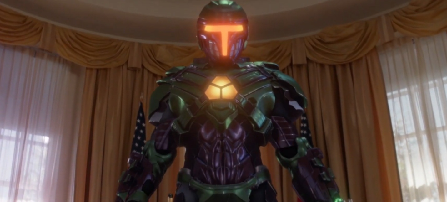 Бессмертный Лекс Лютор в трейлере финального сезона Супергерл