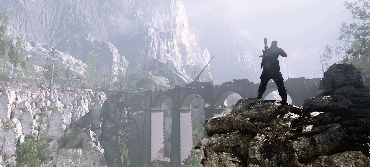Режиссер Рэмпейджа и Разлома Сан-Андреас поставит экранизацию Sniper Elite