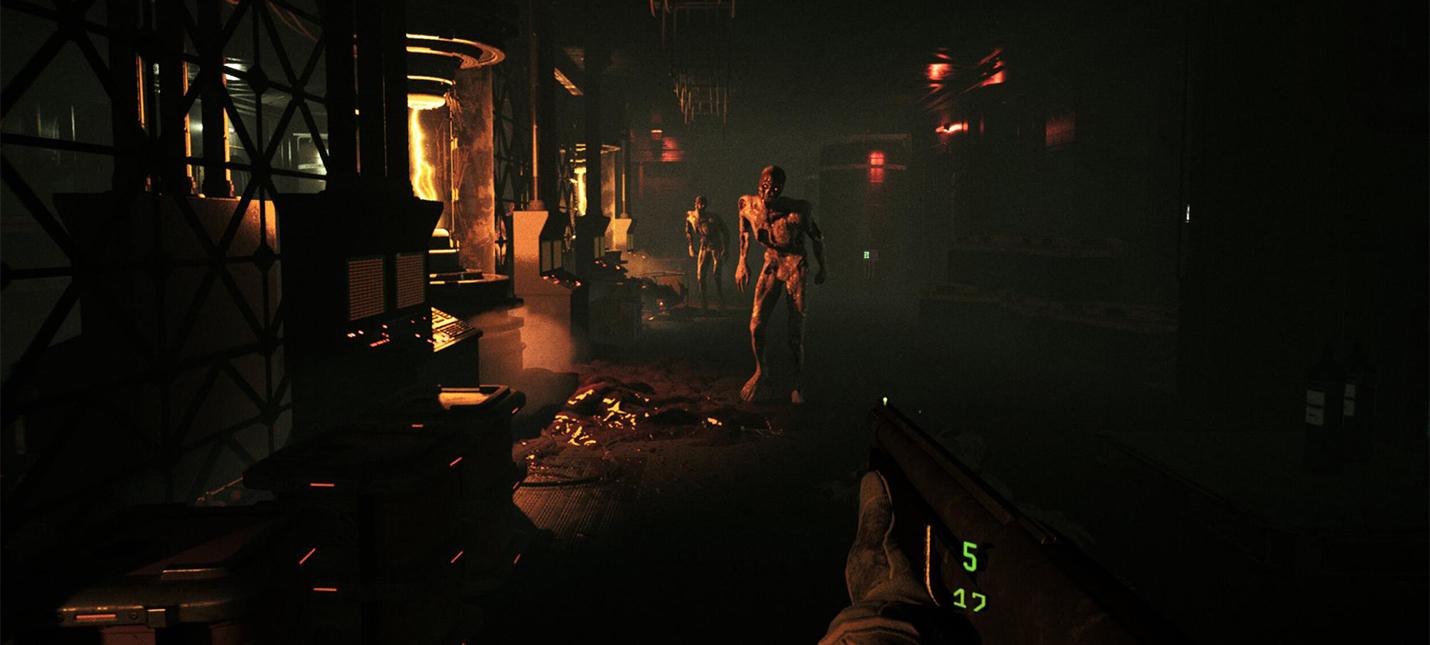 4 минуты геймплея FPS-хоррора Quantum Error