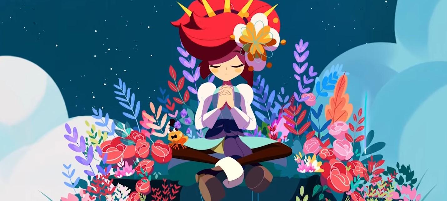 Андроид, говорящая лягушка и девушка-маг в трейлере персонажей красочной JRPG Cris Tales