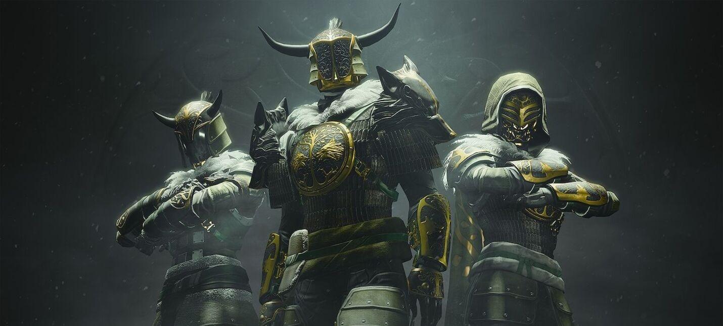 Теперь матчи в Железном знамени Destiny 2 должны быть более равными