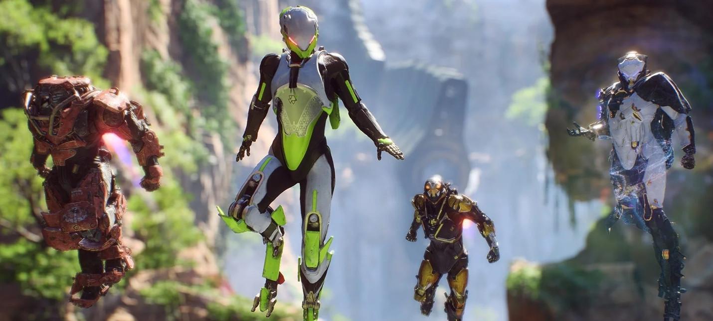 После девяти лет работы геймдизайнер Anthem ушел из BioWare