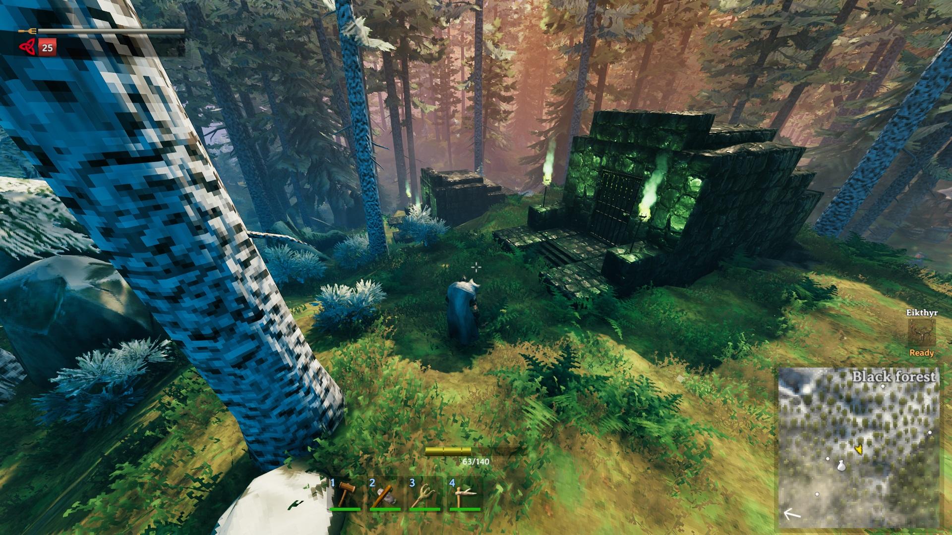 В Valheim воссоздали Нордскол из World of Warcraft