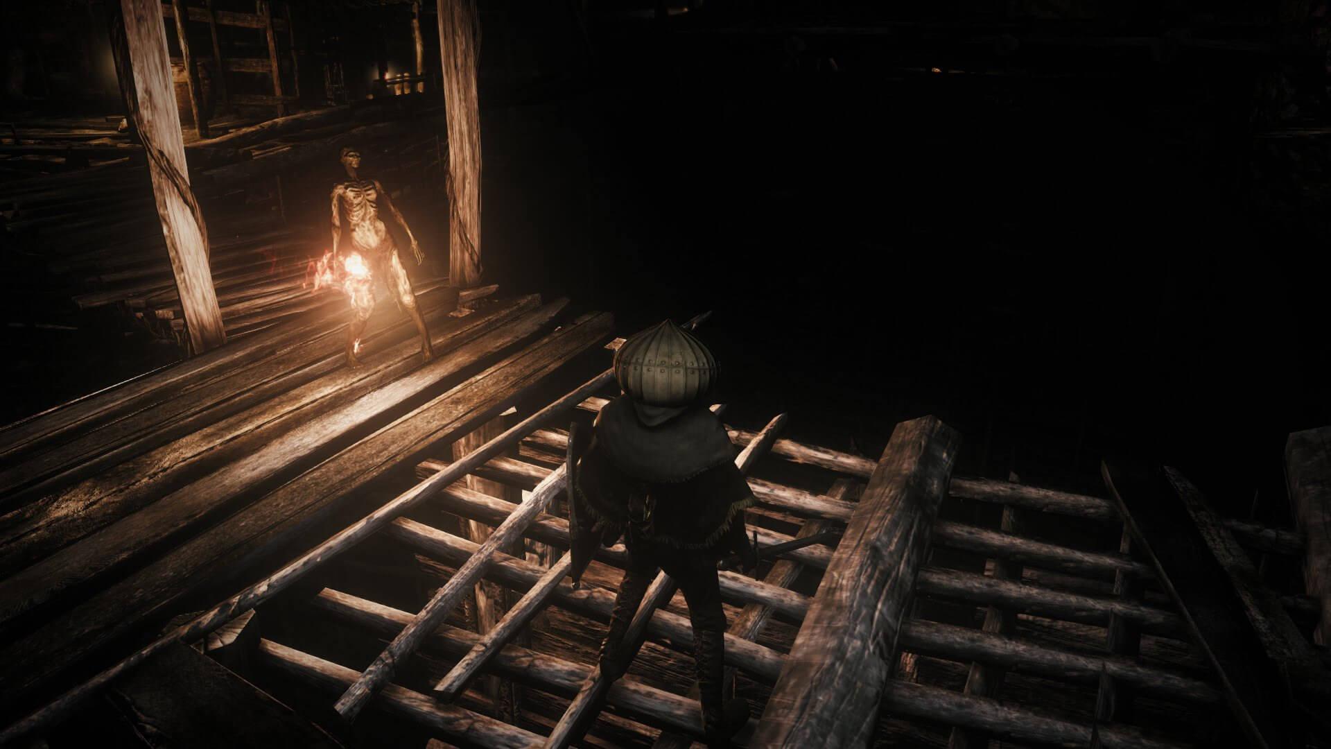 Шикарное освещение в Dark Souls 2 на новых скриншотах от моддера Stayd