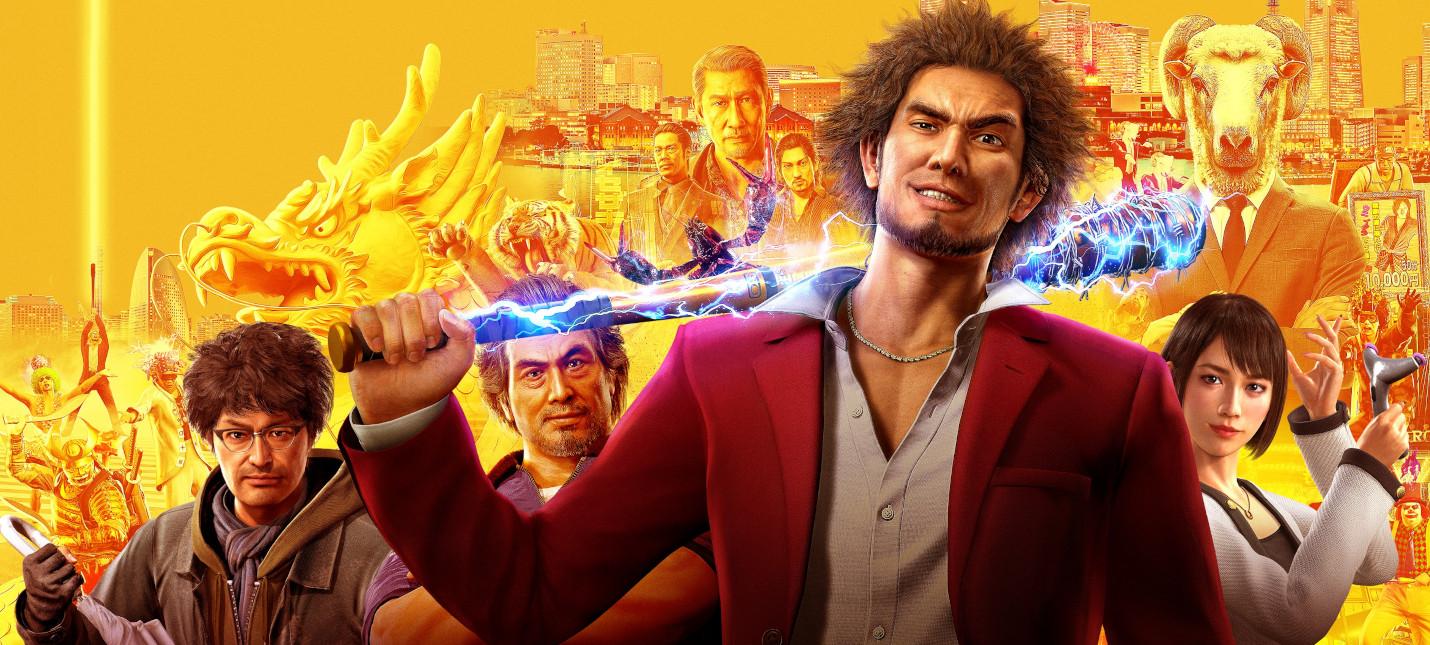 SEGA требует удалить страницу Yakuza: Like a Dragon в SteamDB, ссылаясь на незаконное распространение игры