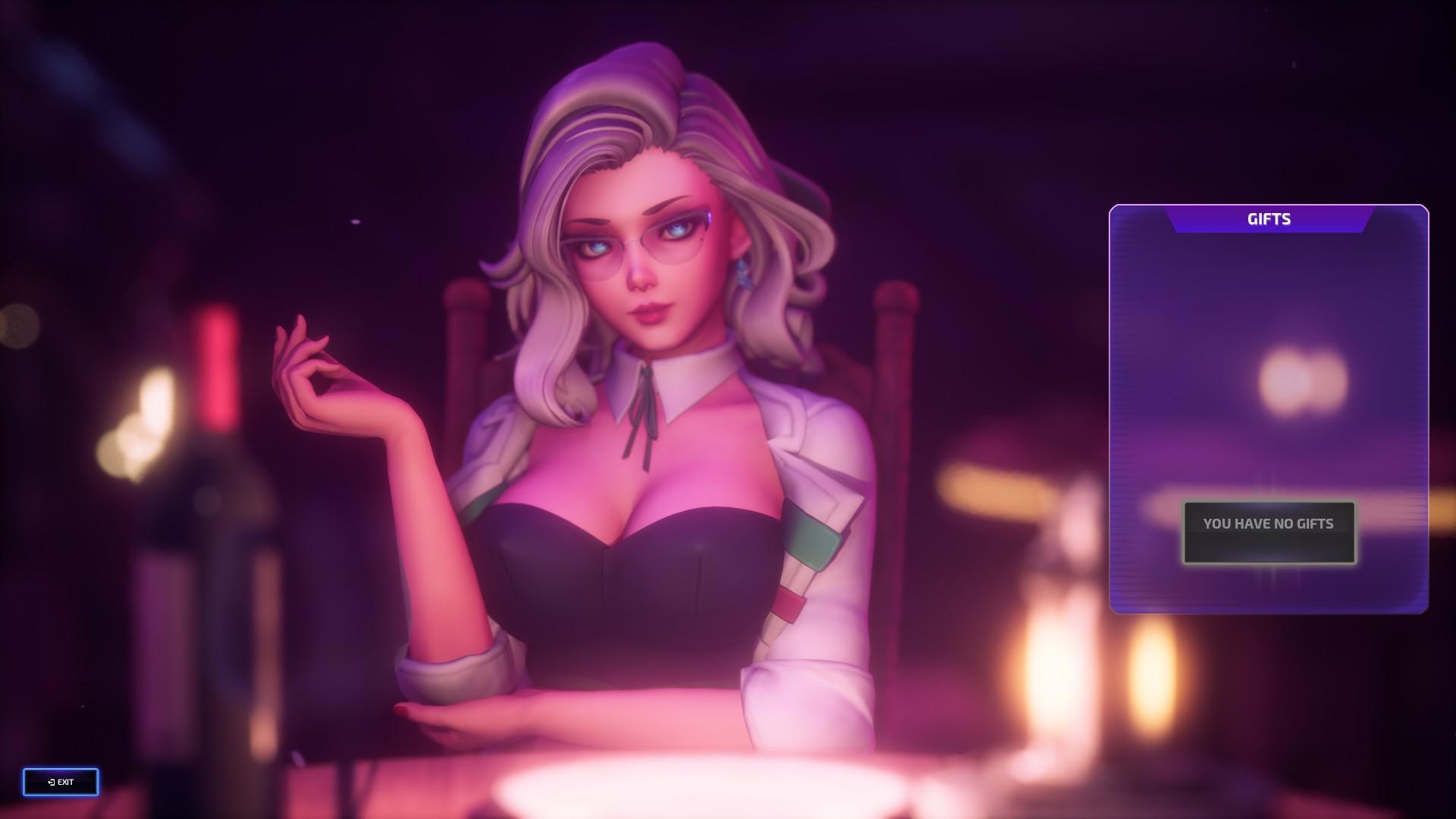 Мнение: В порно-игре Subverse слишком мало порно и слишком мало игры