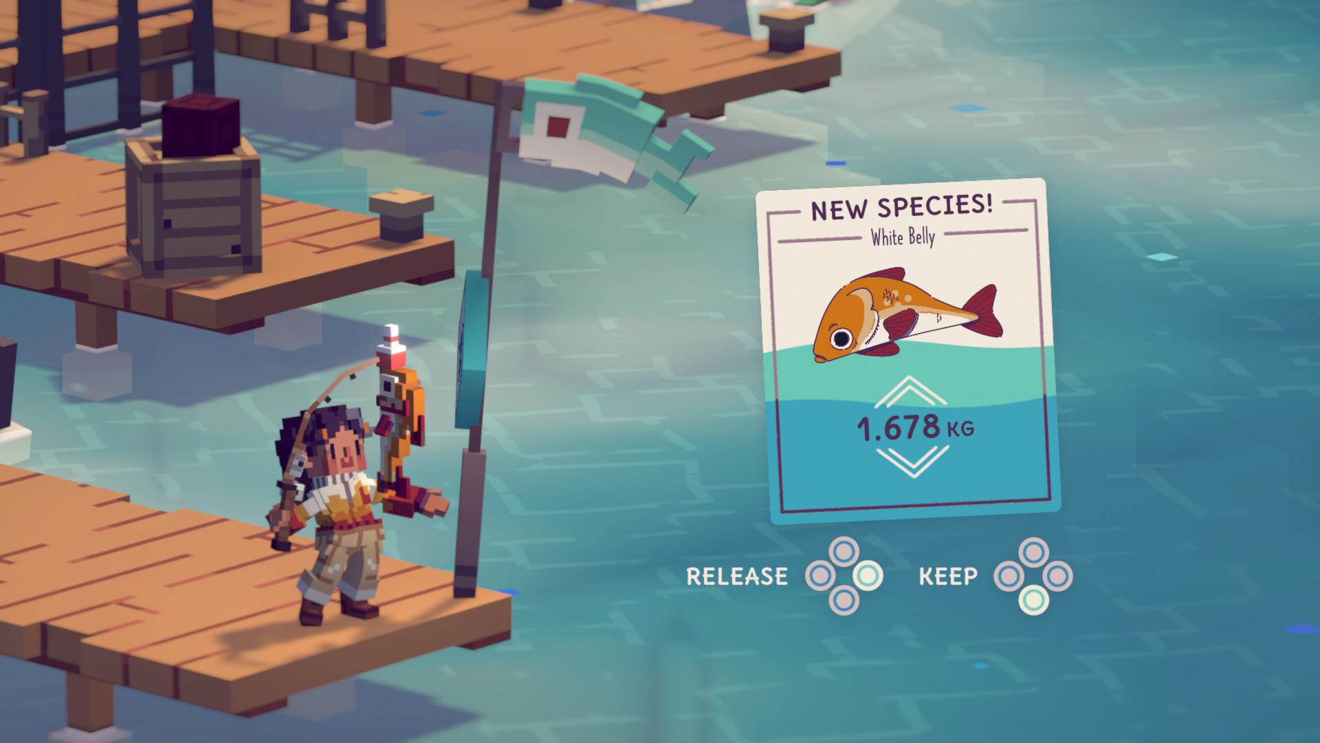 Анонсирован симулятор рыбного магазина Moonglow Bay
