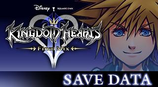 Геймеры выяснили, что PC-версии Kingdom Hearts 1.5 и 2.5  держат сохранения в виде PNG-изображений