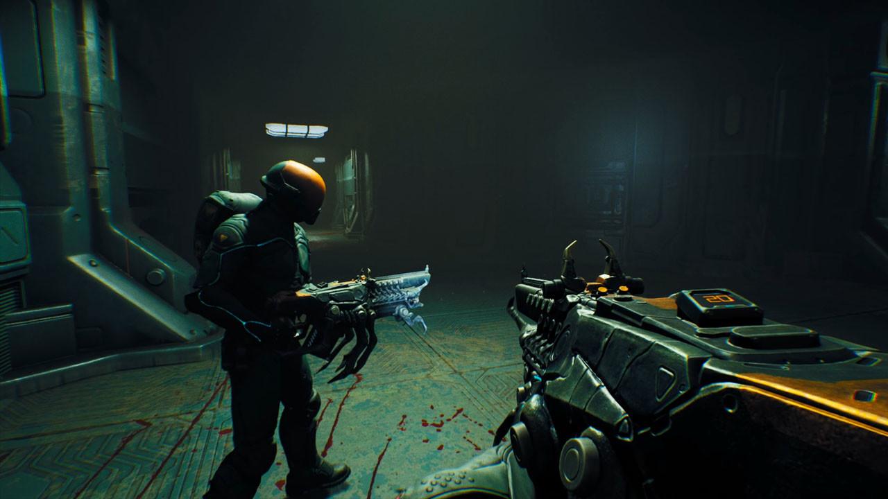 Борьба с мутантами и выживание на забытом корабле в первом трейлере кооперативного хоррора Ripout