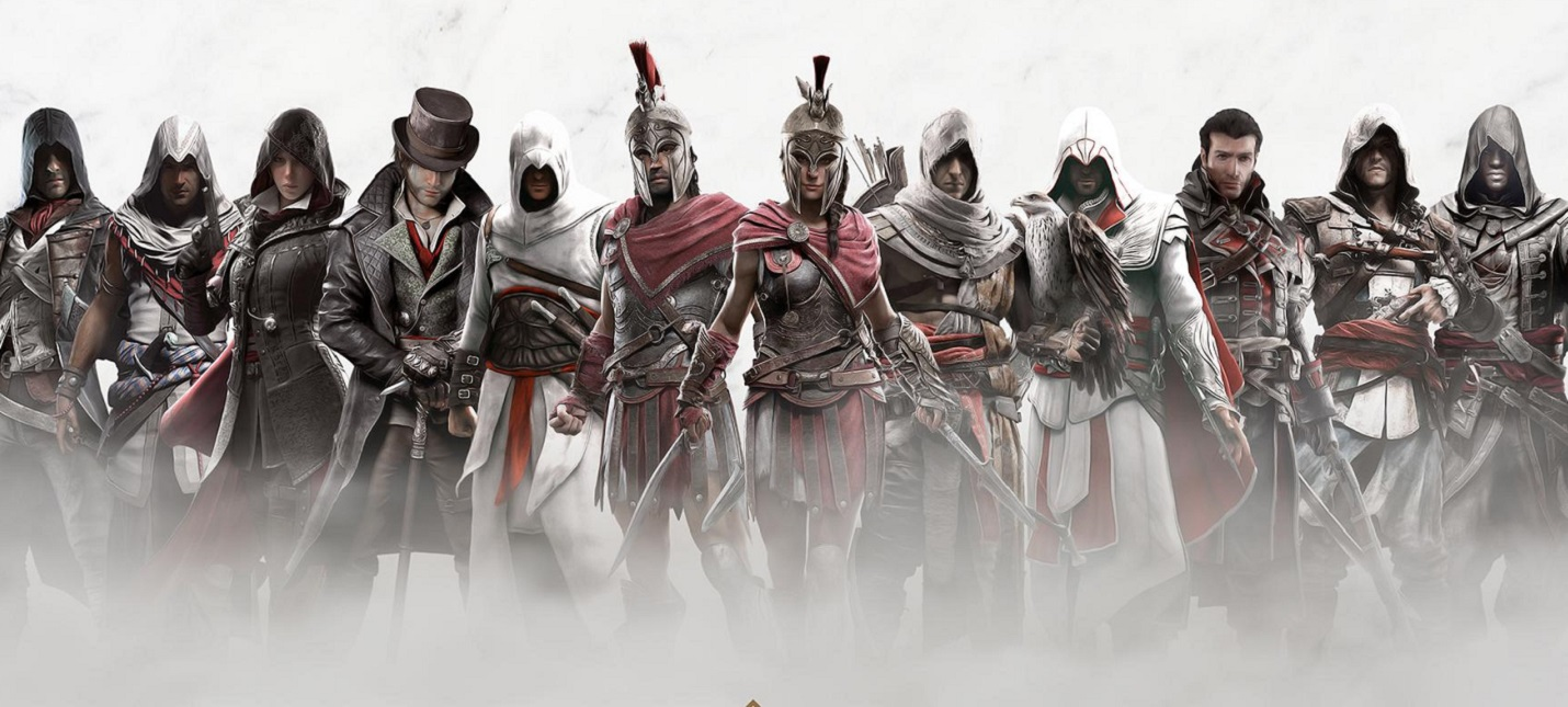 Ubisoft выпустит книгу по Assassins Creed в стиле детских комиксов Wheres Wally?