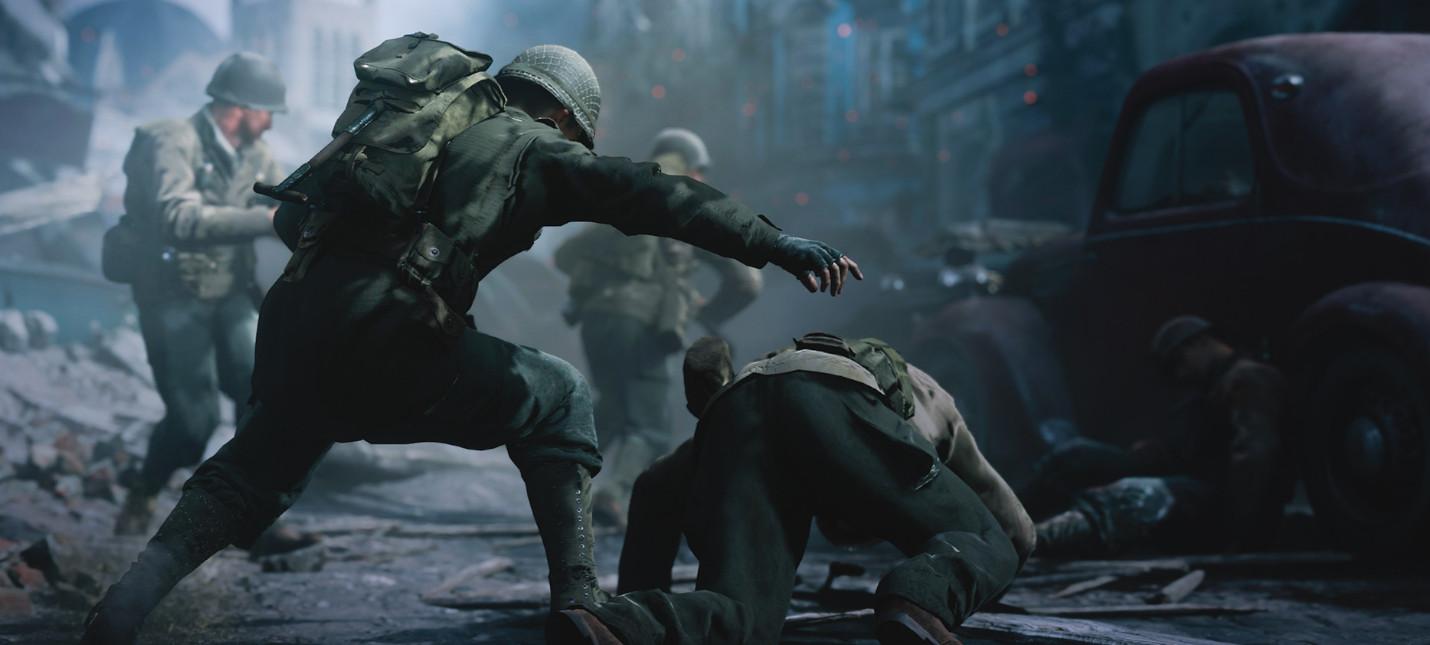 Два года на разработку и жесткая борьба с Battlefield  инсайдер о Call of Duty WW2 Vanguard
