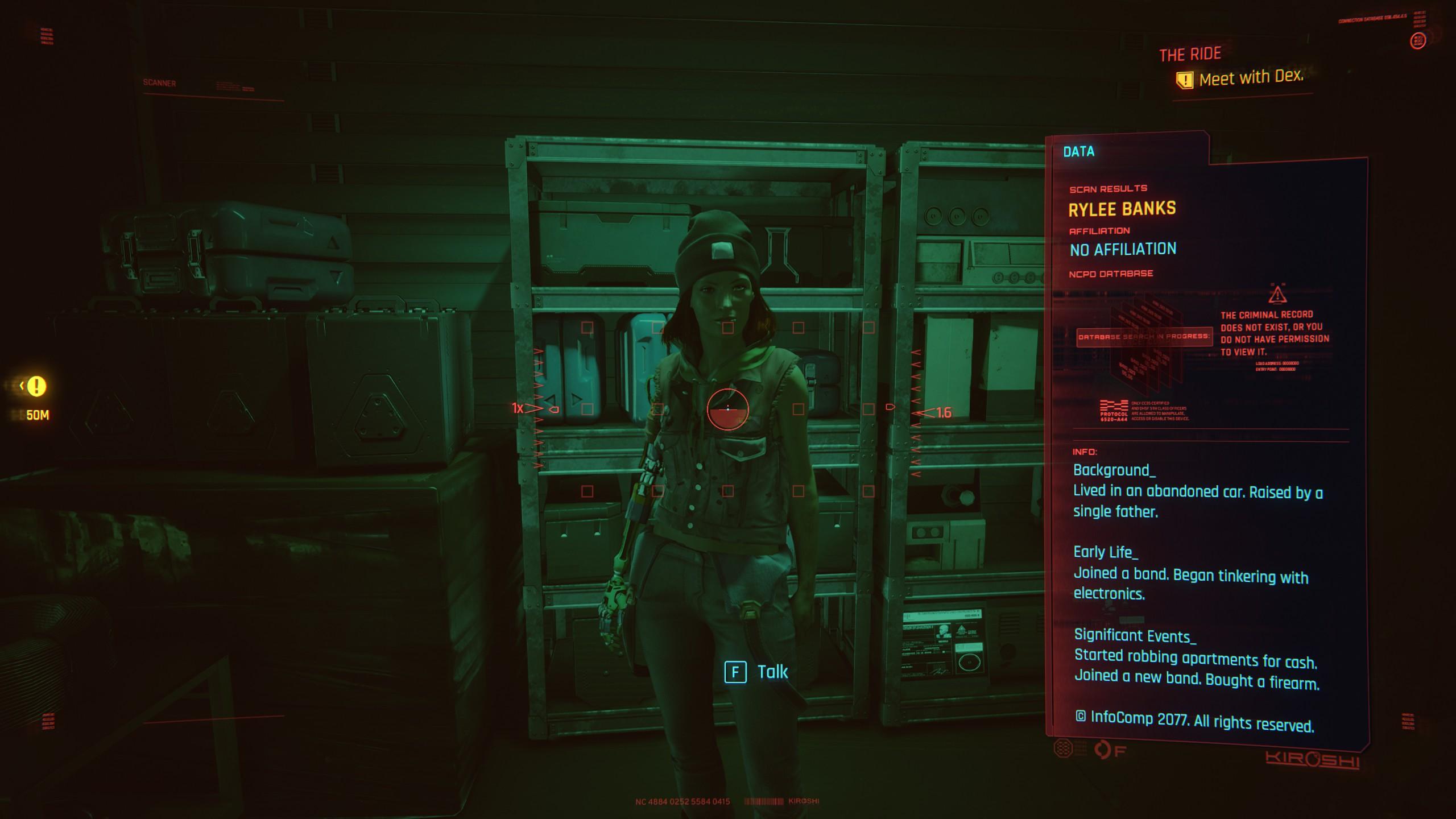 Моддеры добавили прохожим в Cyberpunk 2077 предыстории в духе Watch Dogs