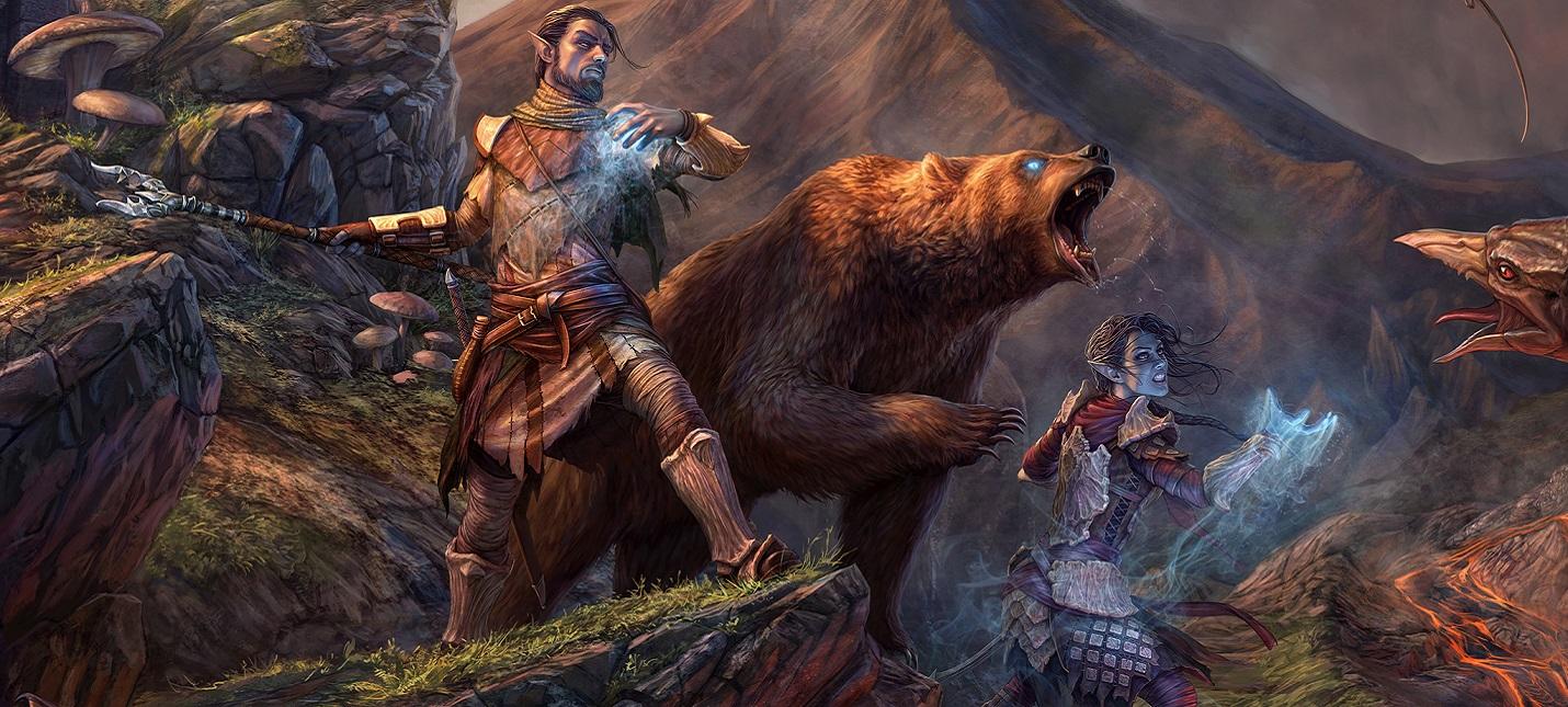 The Elder Scrolls Online стала бесплатной до 13 апреля