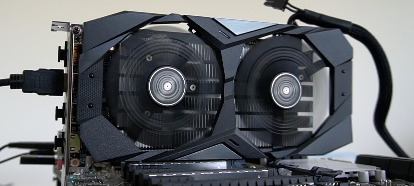 Nvidia наращивает производство GTX 1650