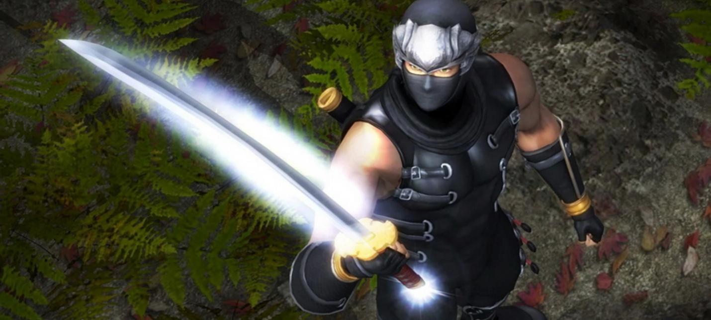 Team Ninja Мы рассматривали возможность выпуска полноценных ремейков Ninja Gaiden