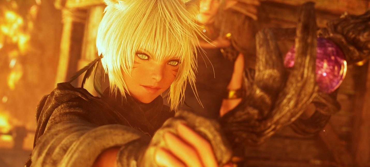 Трейлер обновления 5.5 для Final Fantasy XIV