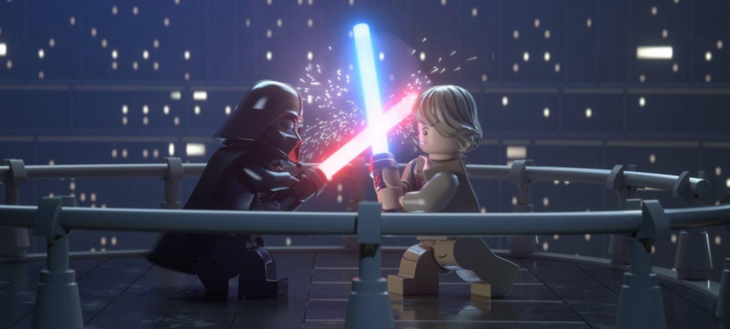 LEGO Star Wars The Skywalker Saga отложена на неопределенный срок