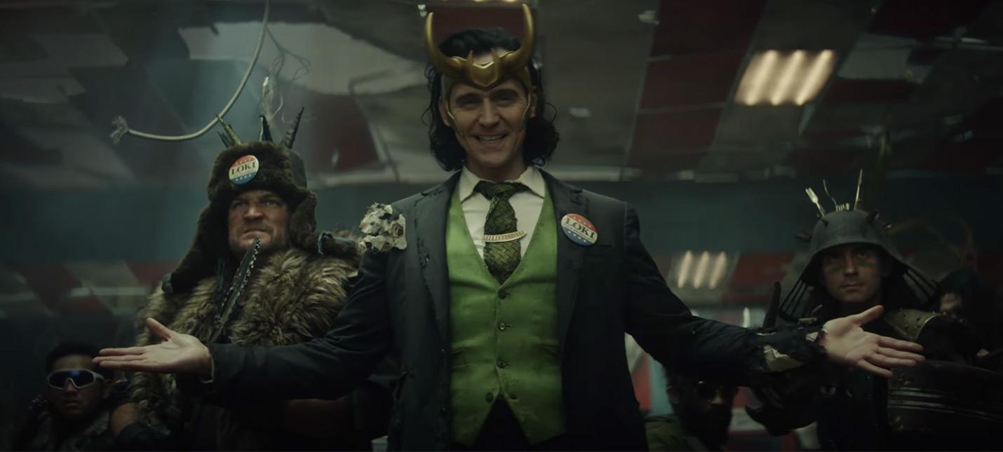 Marvel представил новый трейлер Локи